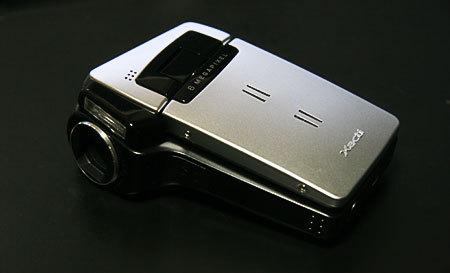 Xacti DMX-CG65のルックス