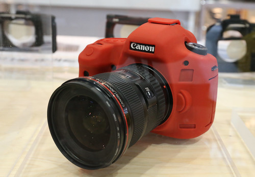 EasyCover for EOS 5D Mark III_RED