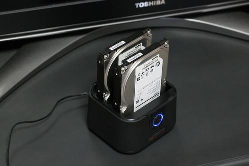 ベアドライブをTV録画に転用する>LHR-2BDPU3