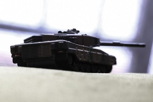 トミカプレミアム 90式戦車_13