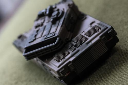 トミカプレミアム 90式戦車_08