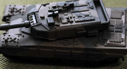 トミカプレミアム 90式戦車_10