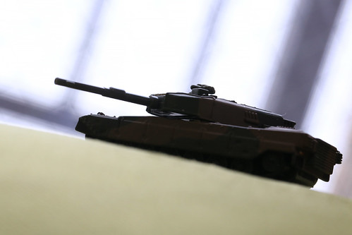 トミカプレミアム 90式戦車_01