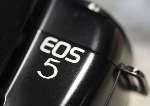 EOS 5D & 5QD13