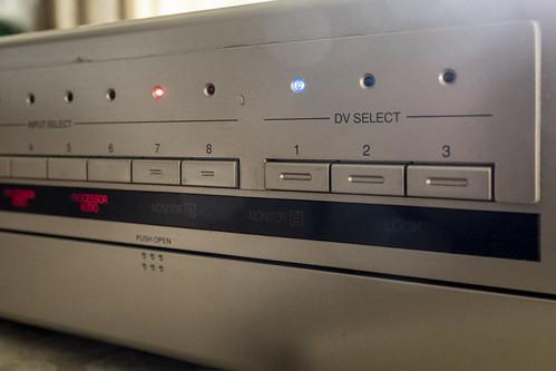 ビクター JX-S777 引退