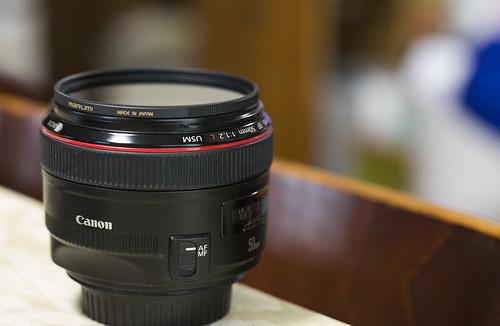 EXUS Filter & EF50mm f12_04