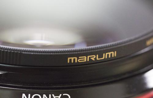 EXUS Filter & EF50mm f12_03