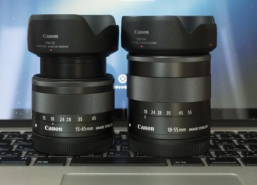 EF-M15-45mm : EF-M18-55mm_05