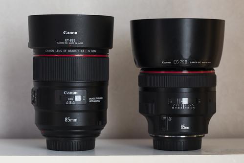 EF85mm F1.4L IS vs EF85mm F1.2L_02