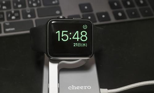 cheero Charging Dock for Apple Watch_09
