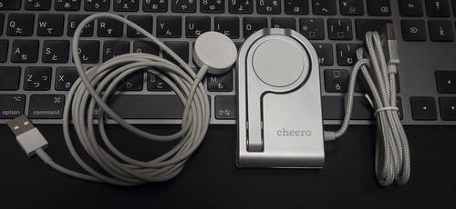 cheero Charging Dock for Apple Watch_05