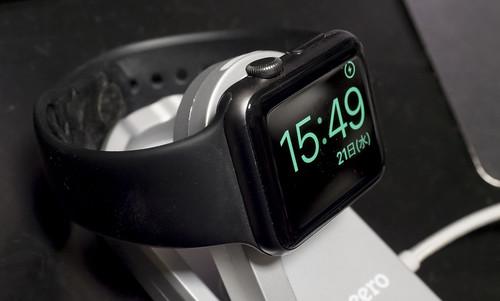cheero Charging Dock for Apple Watch_10