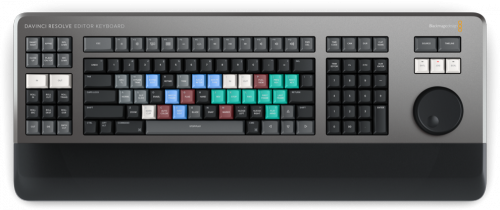 12万円のキーボード:DaVinci Resolve Editor Keyboard