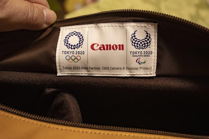 Canon EOS RP GOLD カメラバッグ_11