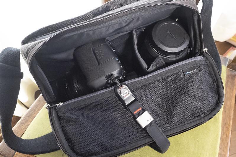 Canon EOS RP GOLD カメラバッグ_20