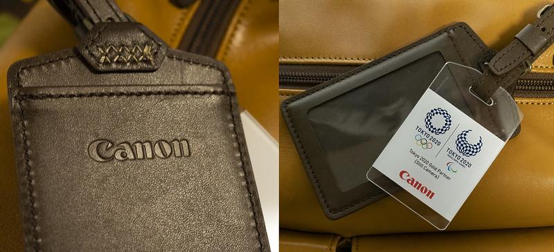 Canon EOS RP GOLD カメラバッグ_10