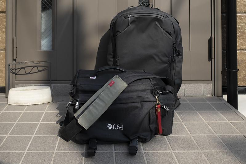 小豆島旅行に使ったバッグ
