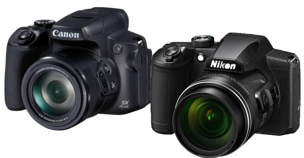 運動会用に望遠コンデジを買う(妻が)Canon PowerShot SX70HS