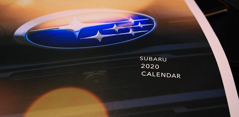 スバル カレンダー2020他_04