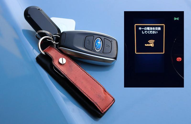SUBARU XV Access Key_01
