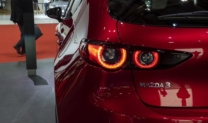 MAZDA3のデザインと質感:2020ワールドカーデザインオブザイヤー受賞