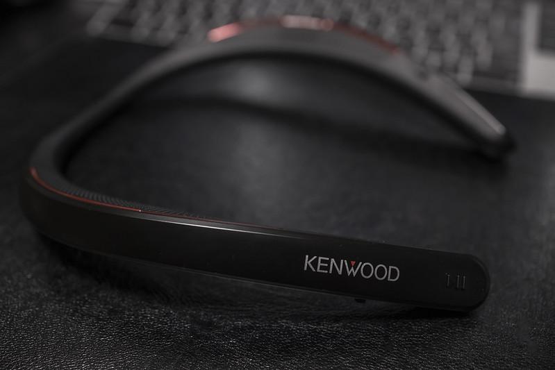 ネックスピーカー KENWOOD_02