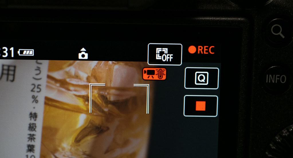 EOS R5が熱停止するまで回してみた