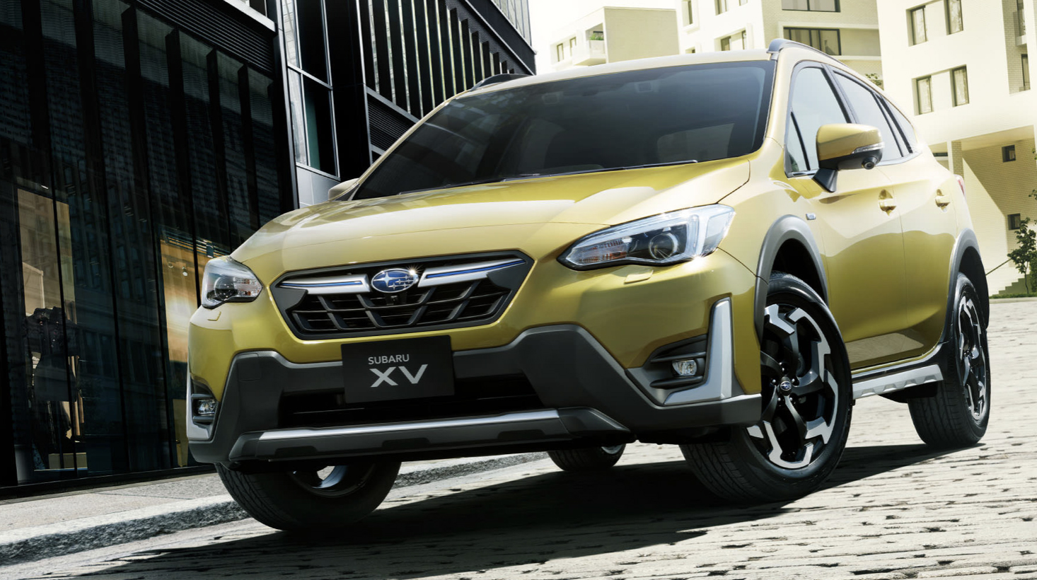 SUBARU NEW XV 2020