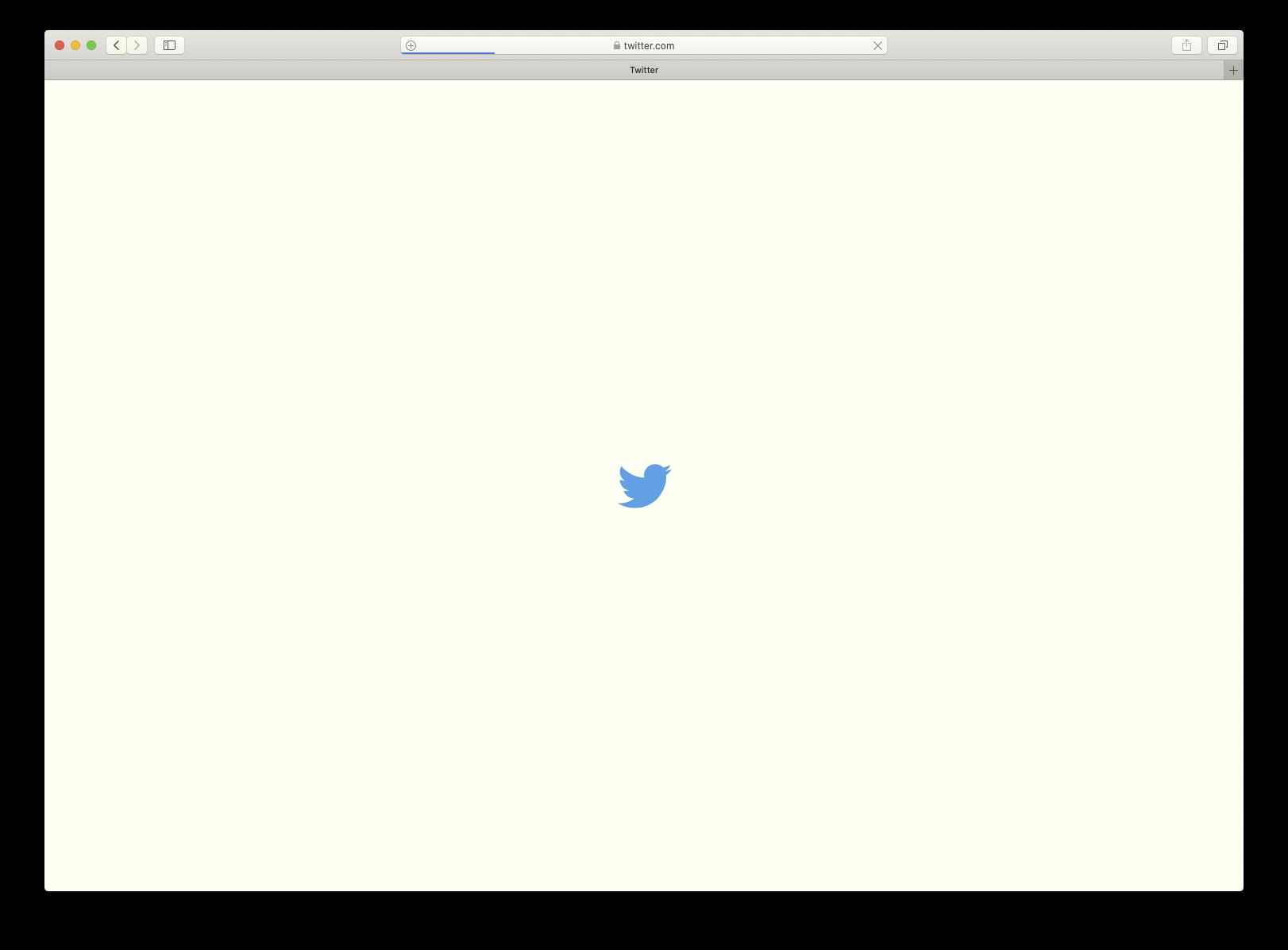 Mac Pro 2019 SafariのTwitter「だけ」異様に遅い