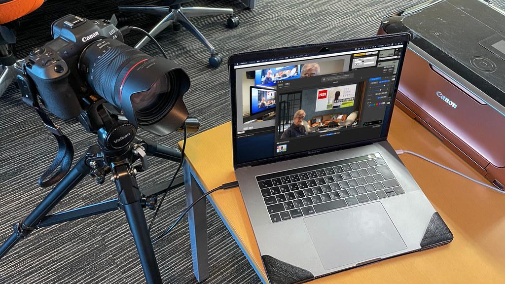 EOS Webcam Utility & mmhmm ともにMac版正式公開