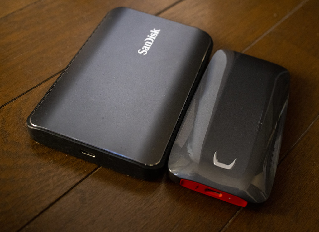 mobile SSD