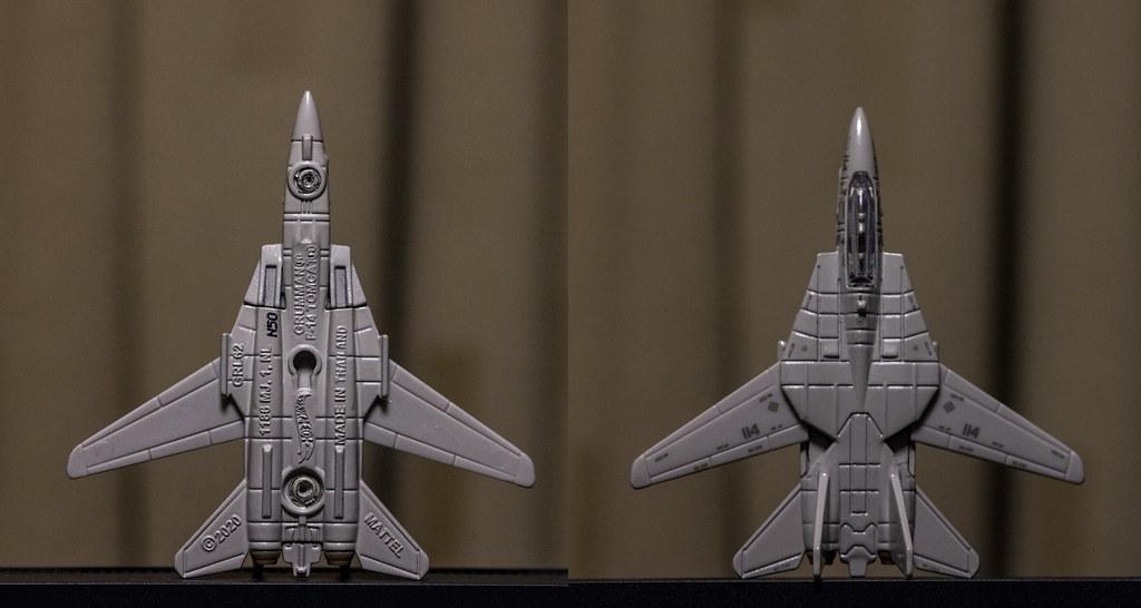 MATEL Hot Wheels TOPGUN F-14_08