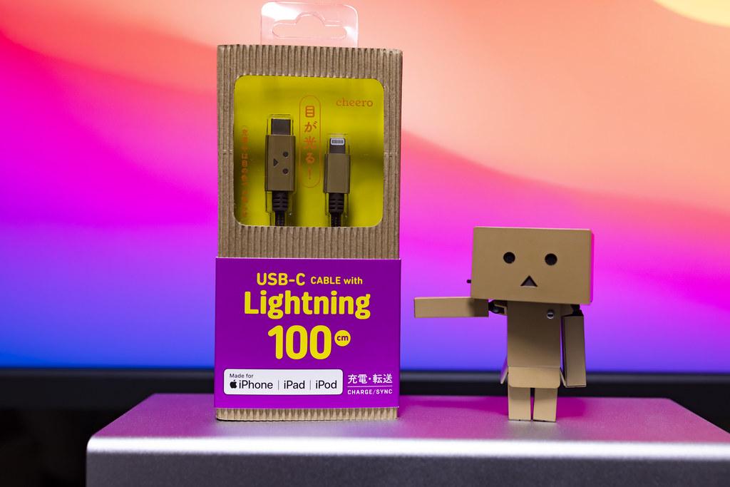 cheero DANBOARD USB-C Cable_2