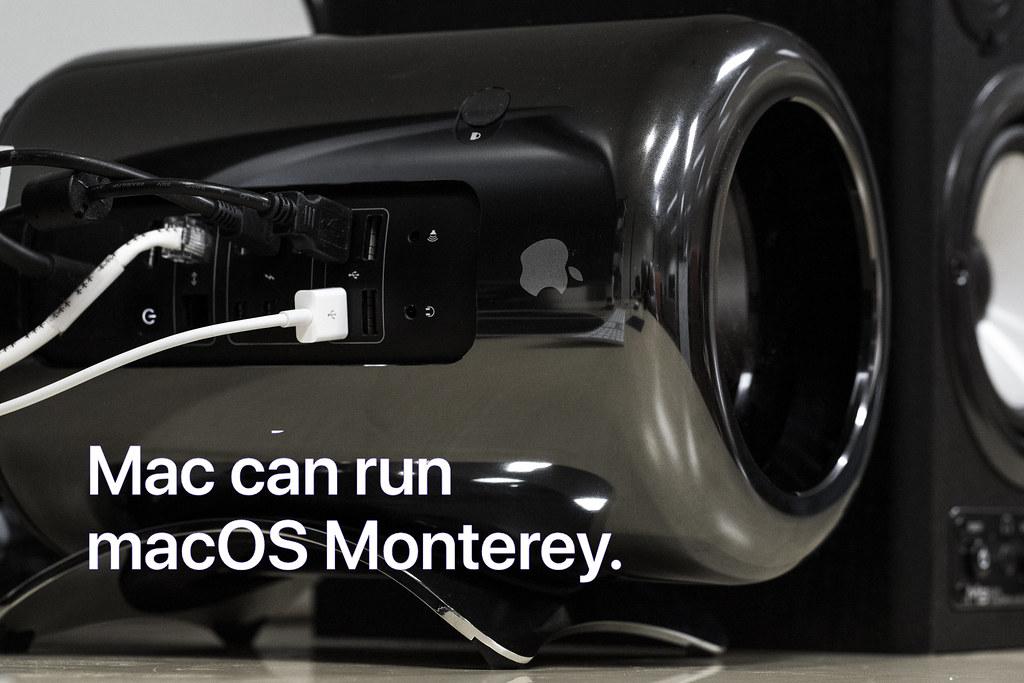 モントレーの動く最古のMac
