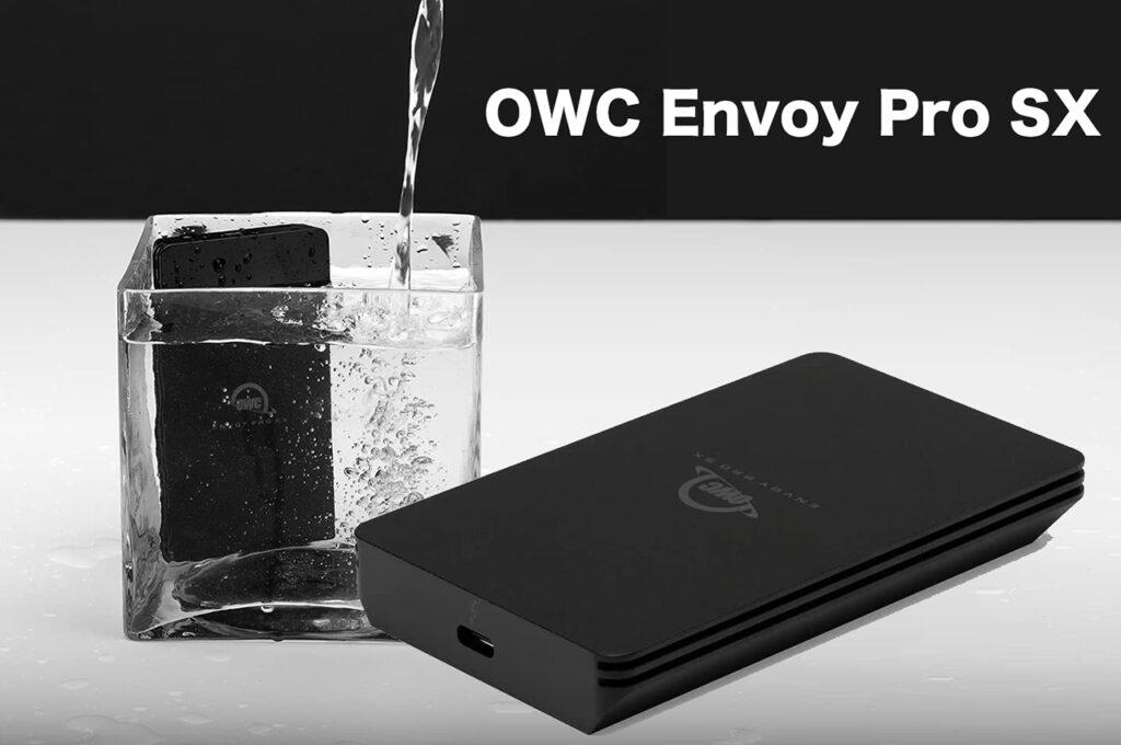 超高速でタフなSSD:OWC Envoy Pro SX の進化点と違い