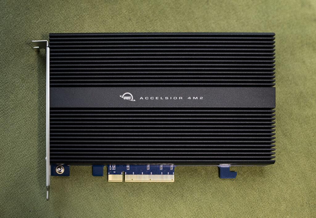 SSDとHDD RAIDを使い分ける:OWC楽天スーパーセール