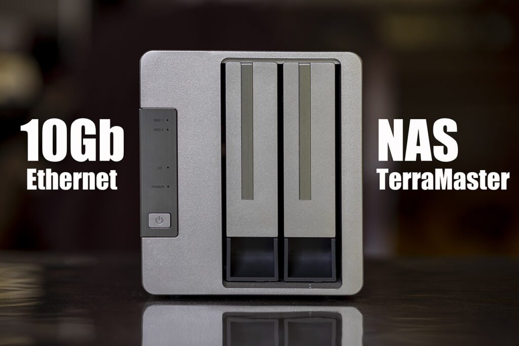 10Gb NASが(少し)安い:TerraMaster 楽天スーパーセール