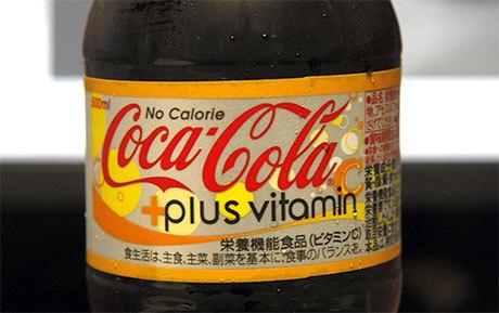 コーラ プラスビタミン