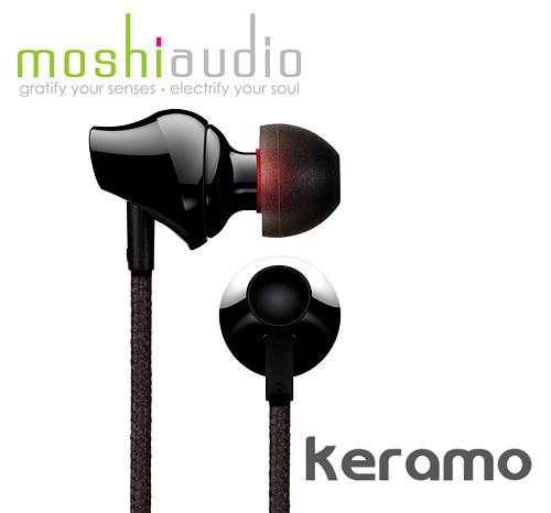 相変わらずツボなデザイン:moshi audio Keramo