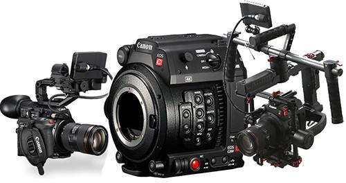 シネマEOSの下克上機か? Canon EOS C200