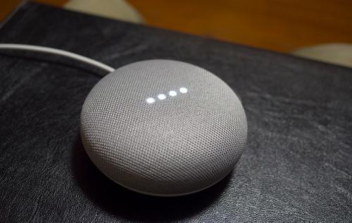 Google Home とREGZAを連携させる
