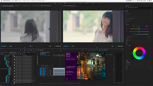 Premiere Pro 、EOS C200のCinemaRawLightネイティブ対応