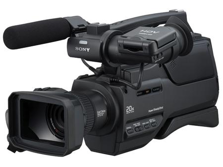 ショルダーで安価な HVR-HD1000J