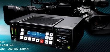 AJA Ki PRO は ProRes422専用レコーダー?