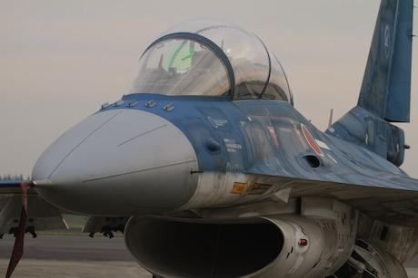 F-2 in 入間基地祭2011