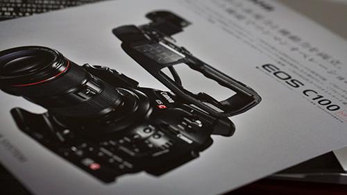 Canon Logで撮影するCM制作実践セミナー 会場でみたもの